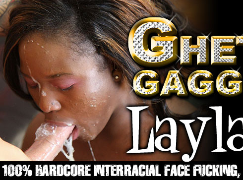 Ghetto Gaggers Starring Layla Ray